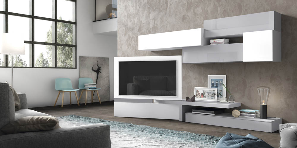756 mueble panel giratorio de television for Mueble television giratorio 08